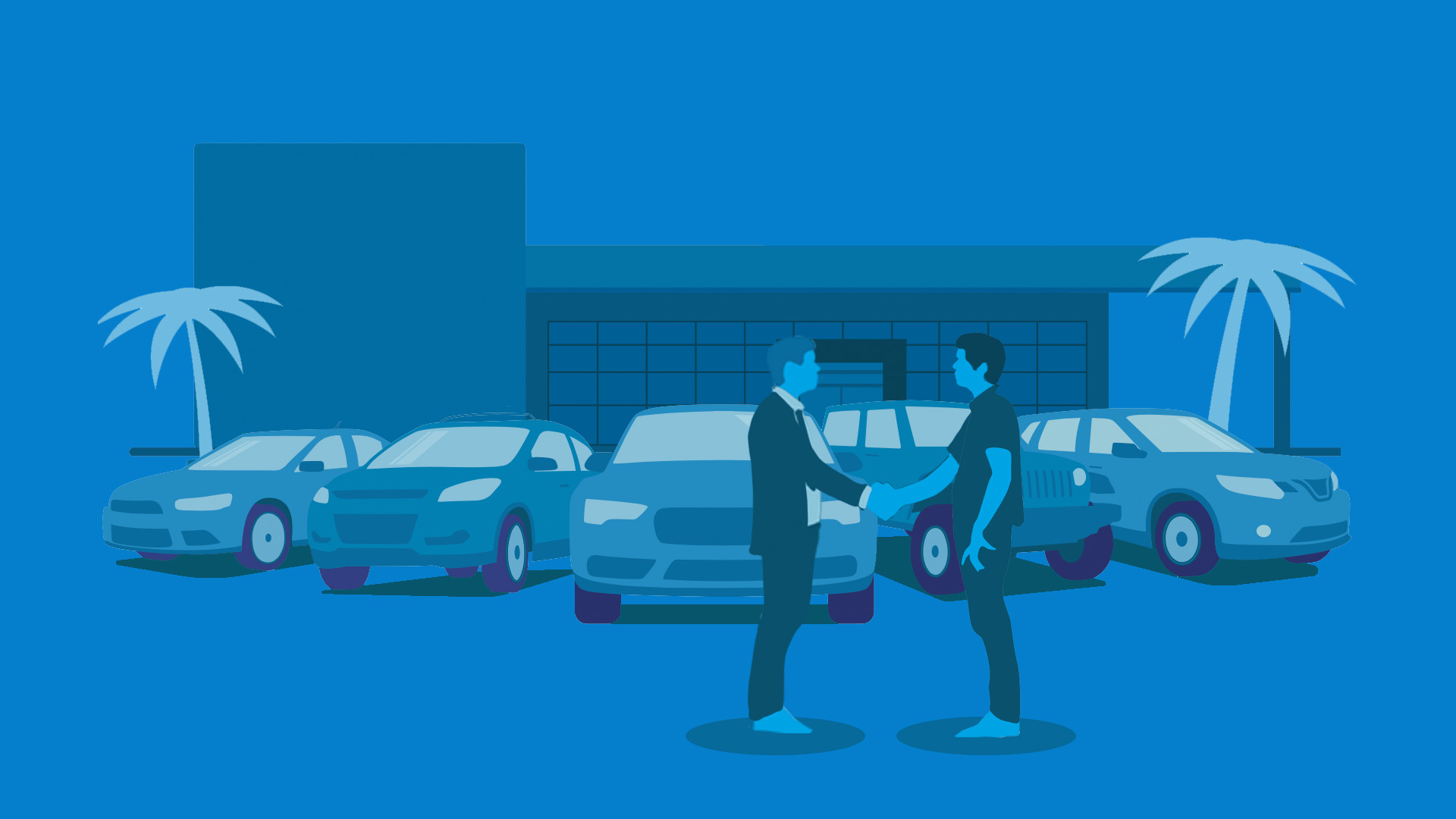 Dealership inventory acquisition